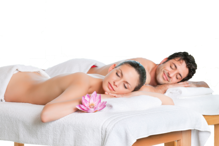 van der Linden Body & Mind Wellness relax duo massage 3