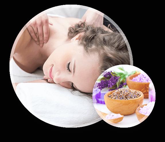 Massage voor beter slapen
