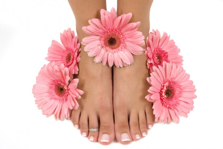 van der Linden Body & Mind Wellness relax pedicure 2