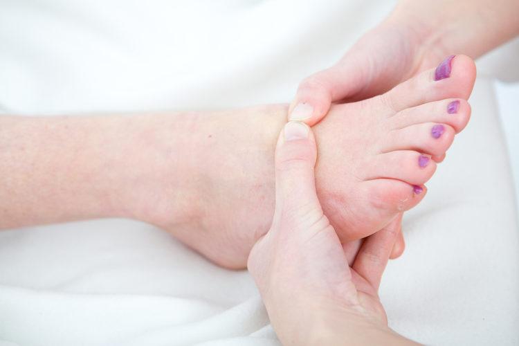 van der Linden Body & Mind Wellness relax voet Massage 2
