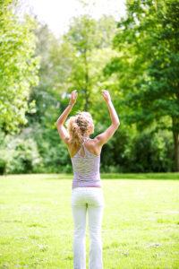 van der Linden Body & Mind Wellness relax vrouw 1