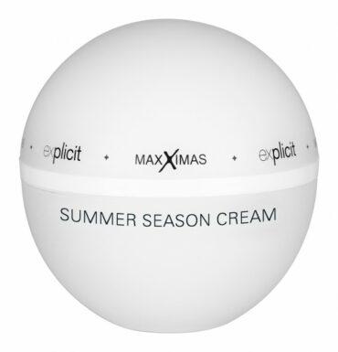 van der Linden Body & Mind Wellness Deynique Cosmetics Aloë Vera Summer Season Cream met SPF15