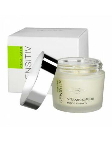 van der Linden Body & Mind Wellness Deynique Cosmetics Aloë Vera Vitamince C Nachtcreme
